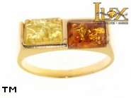 Jewellery GOLD ring.  Stone: amber. TAG: ; name: GR303; weight: 4g.